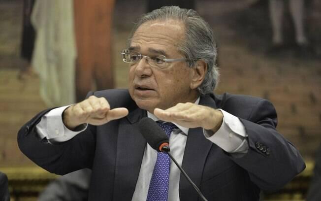 Paulo Guedes anunciou a proposta de criação de um imposto único federal