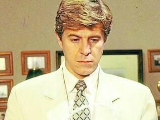 Miguel Falabella protagonizou a série como um serial killer
