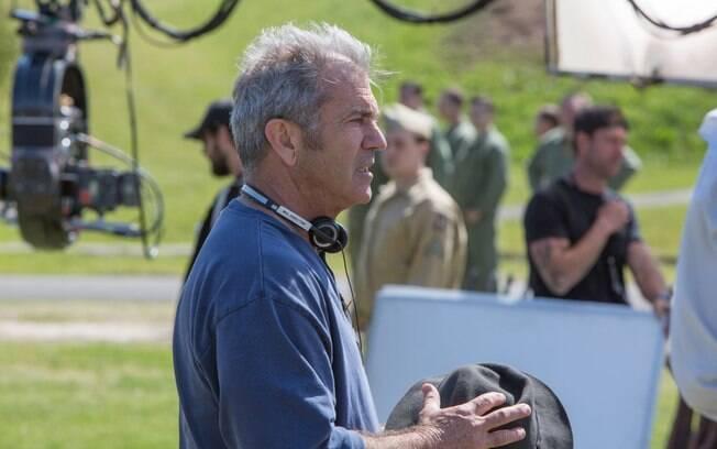 Mel Gibson volta a disputar o Oscar de filme e direção 21 anos depois de vencer por