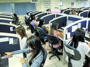 Trabalho. Participação de mulheres varia conforme a área