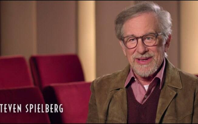 Steven Spielberg fala sobre o leado de