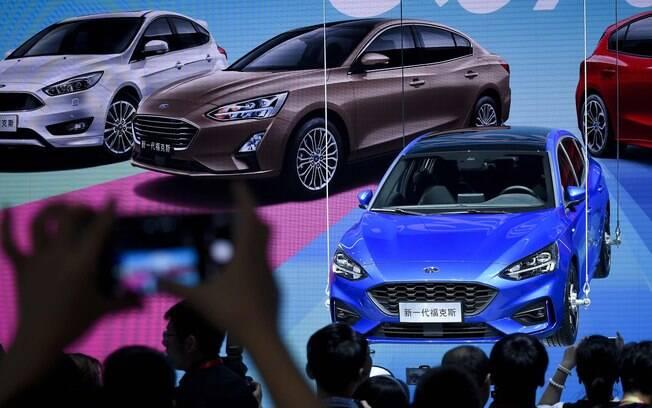Ford Focus: nova geração do hatch médio é mostrado na China, mas sua chegada ao Brasil ainda é incerta