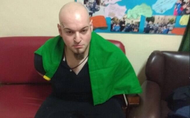 Macerata suspeito detido Luca Traini