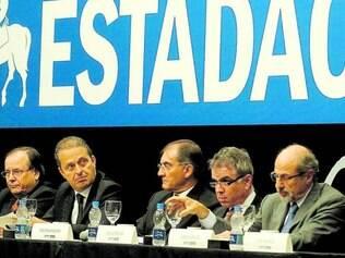 Positivo. Discurso de Eduardo Campos agradou empresários presentes, mas não garantiu apoio