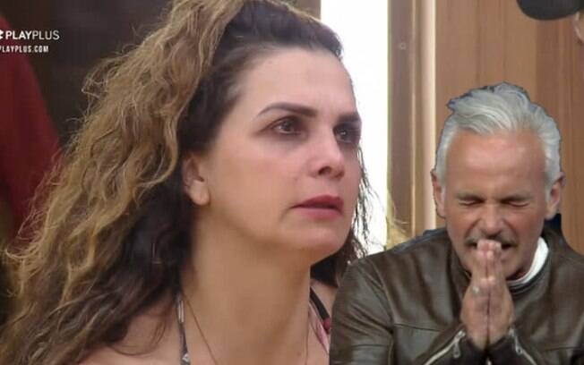Luiza Ambiel é eliminada em
