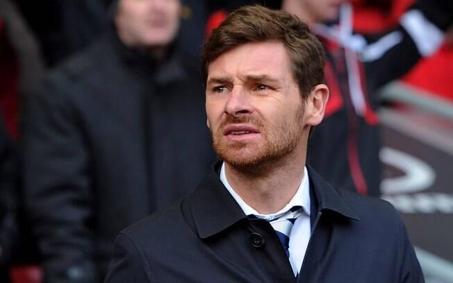 André Villas-Boas é ex-treinador do Porto, Chelsea, Inter, Tottenham e Shanghai SIPG