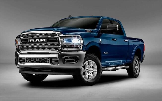 Ram 2500 Laramie: conheça as evoluções no poderoso motor 6.7 Cummins turbodiesel