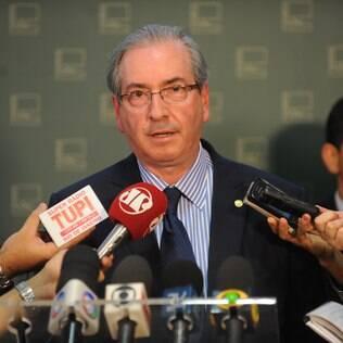 Cunha declarou que distribuirá cópias do documento para todos os parlamentares