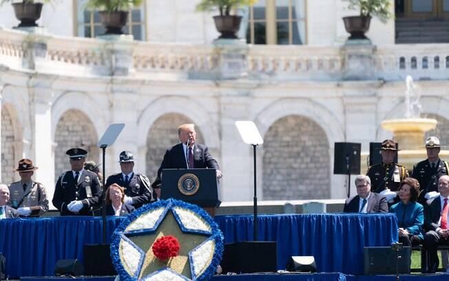 Presidente subiu o tom nas tratativas com o Irã