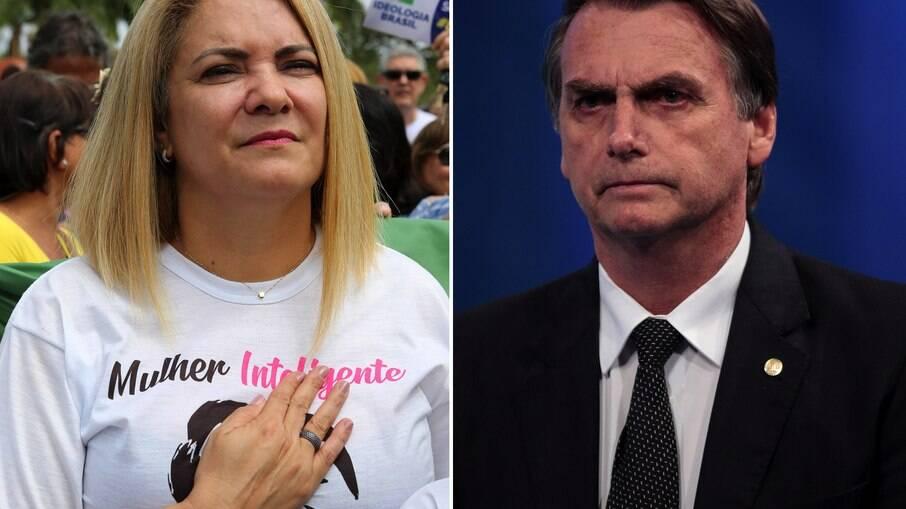 Ex-assessor conta que Bolsonaro descobriu uma traição da entiga esposa e, por isso, tranferiu o comando do esquema das rachadinhas dos gabinetes de Flávio e Carlos para os próprios filhos