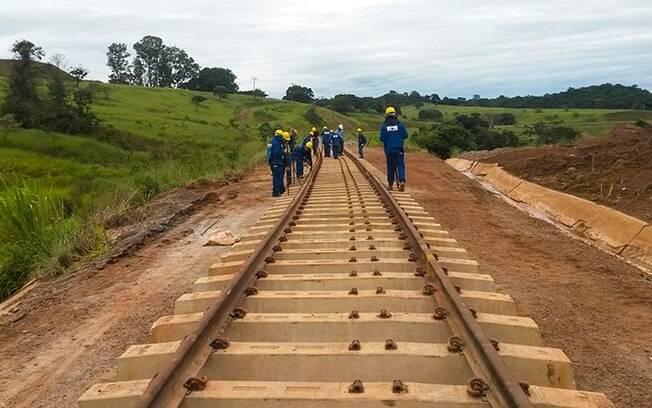 Governo deve publicar edital do leilão da Ferrovia Norte-Sul em 14 de novembro
