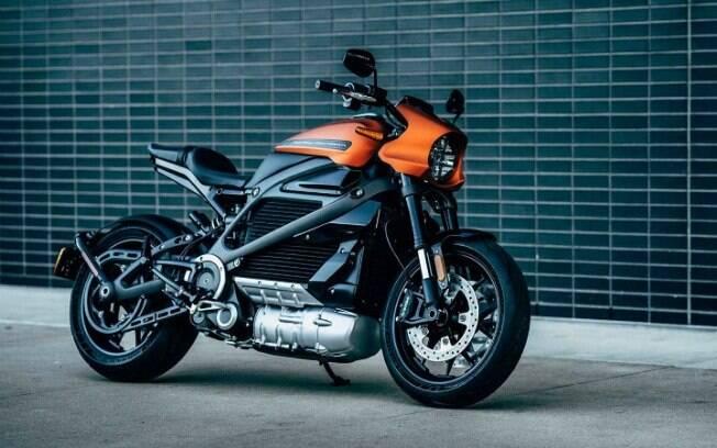 Harley-Davidson LiveWire segue a mais chocante, por representar uma revolução no line-up da fabricante