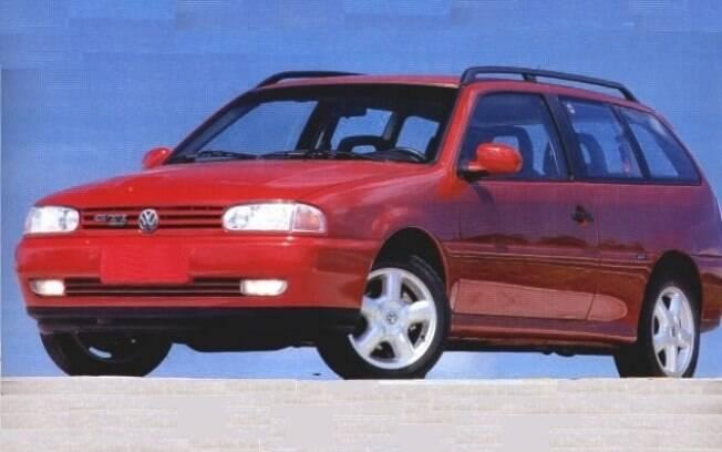 Nascida do Gol, a Volkswagen Parati GTI misturava a racionalidade das peruas com a emoção do Gol GTi