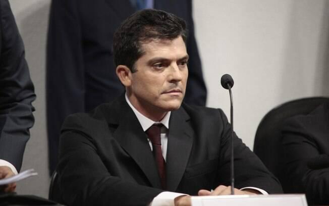 Empresário e ex-dono da empreiteira Delta em depoimento à CPI do Cachoeira