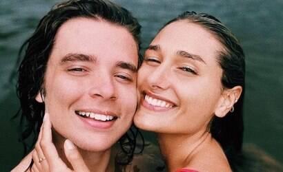 João Figueiredo faz declaração de amor para Sasha Meneghel