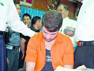 Perdão.  Ricardo Gularte é mais um brasileiro que aguarda execução na Indonésia