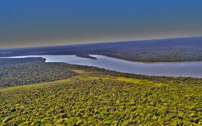 Apenas 127 km separam Bonito do Pantanal sul-mato-grossense