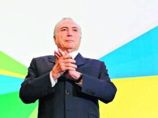 Sem definição. Para Michel Temer, as indicações do PMDB não estão definidas pela presidente petista