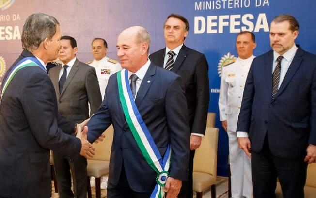 Novo ministro da Defesa nasceu no Rio de Janeiro e passou para a patente de general de Exército em 2014
