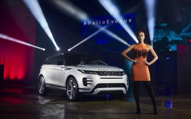 Range Rover Evoque, nova geração do SUV tem linhas bem parecidas com as do Velar,  o mais sofisticado da marca