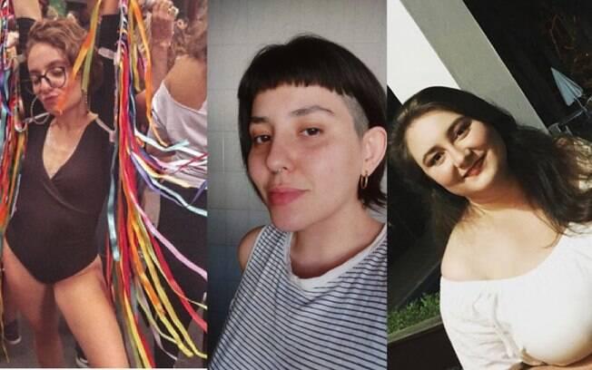 Giovanna Ventura, Helena Inaoka é Paula Favero pararam de se depilar durante a quarenta