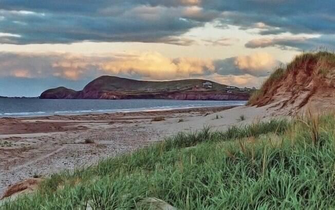 As ilhas remotas de Madalena, no Canadá, têm atrações para os fãs de frutos do mar e do artesanato, dentre outras