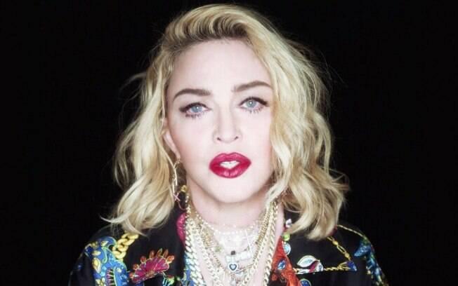 Madonna lança