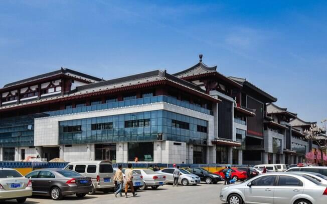 O responsável pelo ataque com faca no norte da China foi detido pelas autoridades locais (foto meramente ilustrativa)