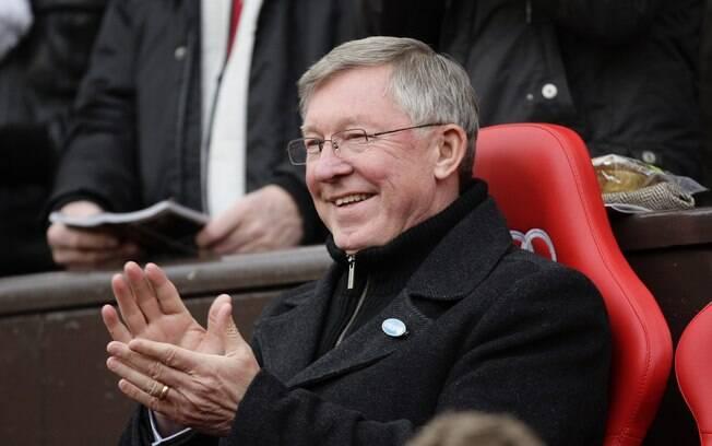 9º Alex Ferguson (Manchester United) - 7,5  milhões de euros