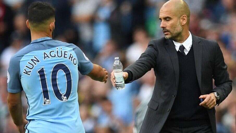 Saída de Agüero do Manchester City parece cada vez mais próxima