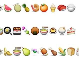 A dieta dos emojis
