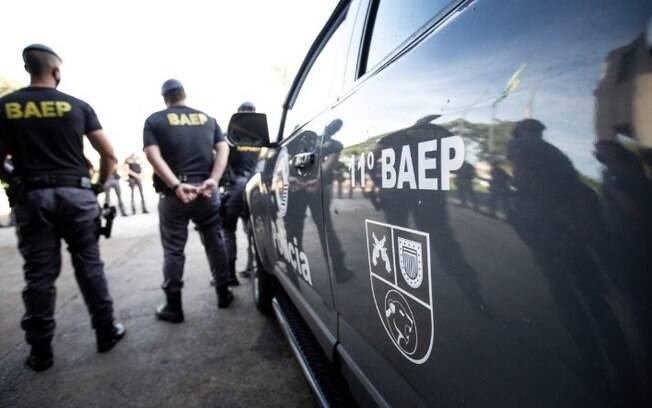 Baep de Campinas prende quadrilha de roubo de casas lotéricas