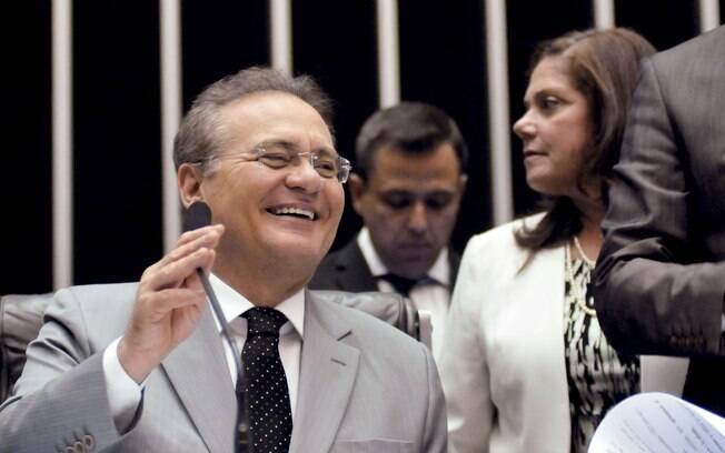 Renan diz que pagamento de pensão à filha não envolveu dinheiro público