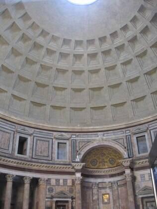 Pantheon, em Roma