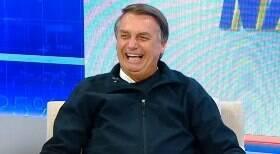 Bolsonaro ironiza Bonner ao rebater críticas da Globo