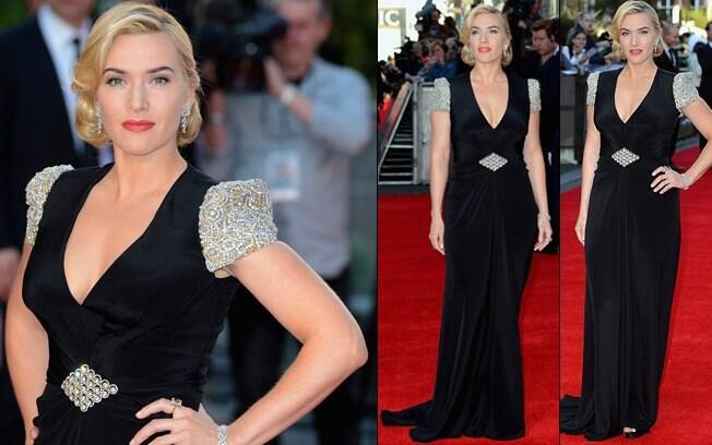 Com a passagem do tempo, a atriz britânica ficou ainda mais bonita