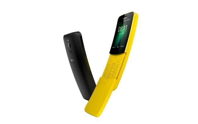 Nokia 8110 deve chegar por um preço médio global de aproximadamente R$ 313