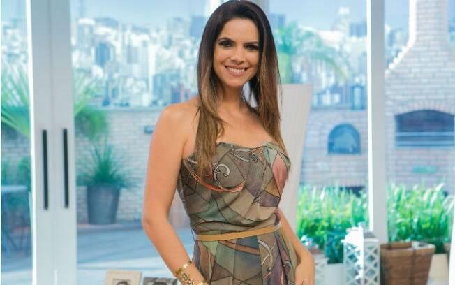 Mariana Leão começou como atriz, mas virou jornalista por causa do Faustão