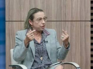 A secretária de Estado interina da Segurança Pública do Piauí, advogada Eugênia Villa
