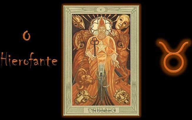 Arcano do Dia: O Hierofante