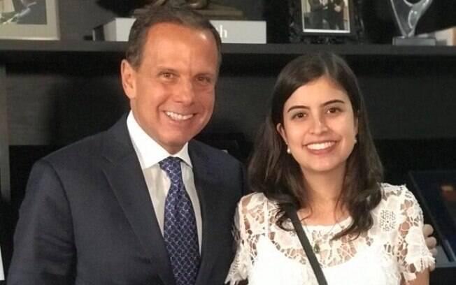Governador de São Paulo, João Doria (PSDB), se encontrou com a deputada federal Tabata Amaral (PDT-SP) e ambos foram criticados