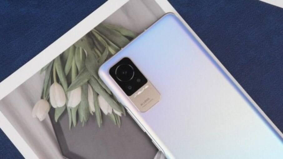 Imagem vazada do Xiaomi Civi