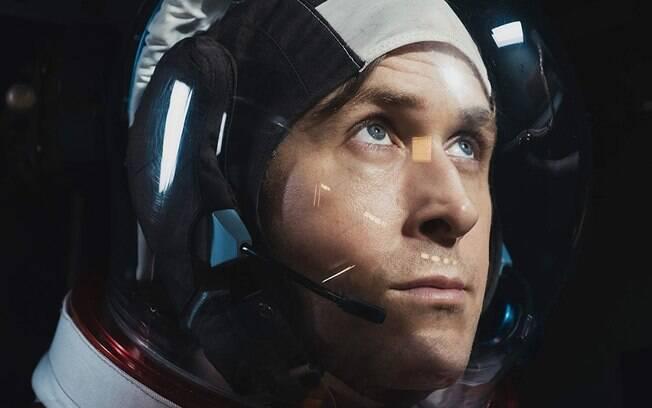 Ryan Gosling foi esnobado no Globo de Ouro 2019