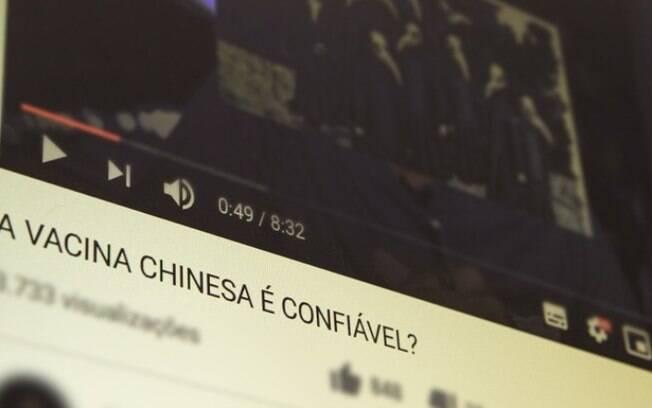 Estudo da Unicamp sugere que Youtube contribui com fake news sobre vacinas