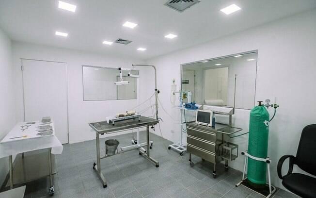Hospital Veterinário Público