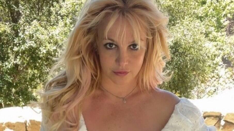 Britney Spears agradece fãs pelo movimento 'Free Britney': 'Não tenho palavras'