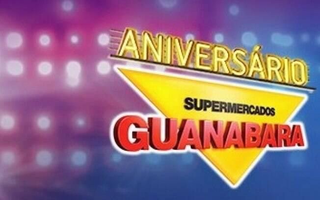 Aniversário Guanabara começa nesta sexta-feira (18) e deve durar 40 dias; além dos descontos. mercado sorteará carros
