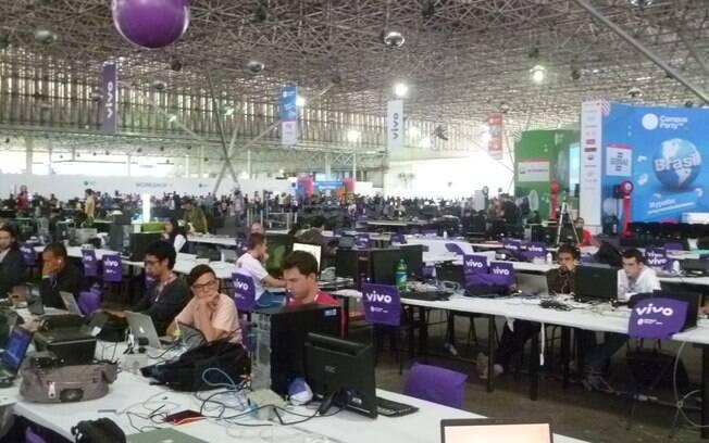 Campus Party tem segunda edição no Brasil em 2013, realizada a partir de hoje em Recife