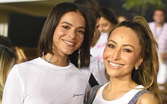 Sabrina Sato e Bruna Marquezine fazem parte dessa lista de famosos