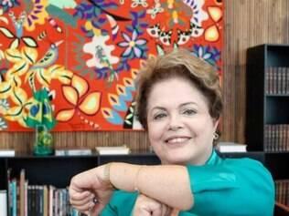 Dilma que demonstrou apoio ao craque Neymar durante Copa do Mundo terá mais tempo em propaganda eleitoral que Aécio Neves